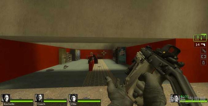 求生之路2 KRISS Vector冲锋枪MOD截图2