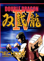 双截龙4(DOUBLE DRAGON IV)中文版