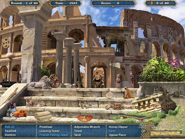 大城市冒险:罗马截图2