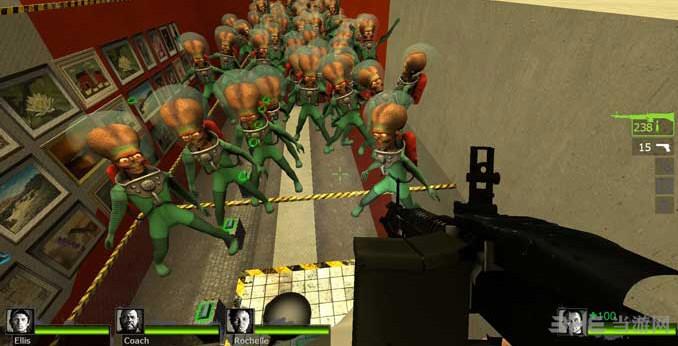 求生之路2外星僵尸MOD截图2