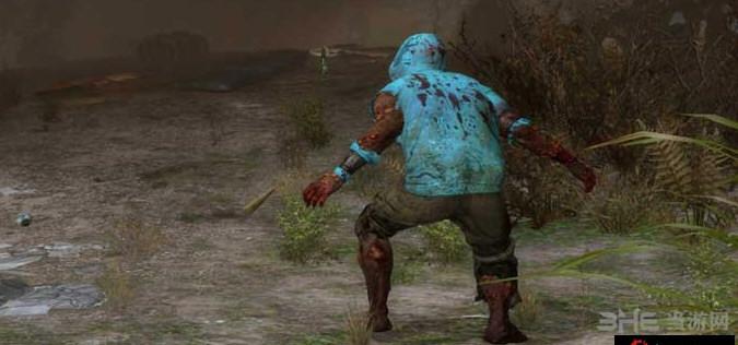 求生之路2蓝衣HOBO Hunter MOD截图0
