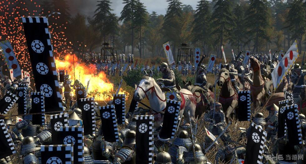 幕府将军2全面战争去掉士兵后背旗子MOD截图0