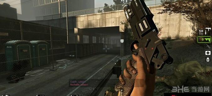 求生之路2兰斯塔2K17自动左轮手枪MOD截图0
