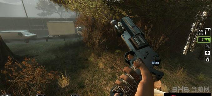 求生之路2兰斯塔2K17自动左轮手枪MOD截图2
