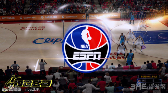 NBA2K14ESPN高清台标及回放截图0
