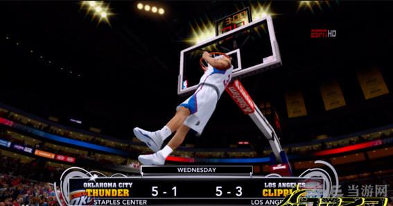 NBA2K14ESPN高清台标及回放截图2