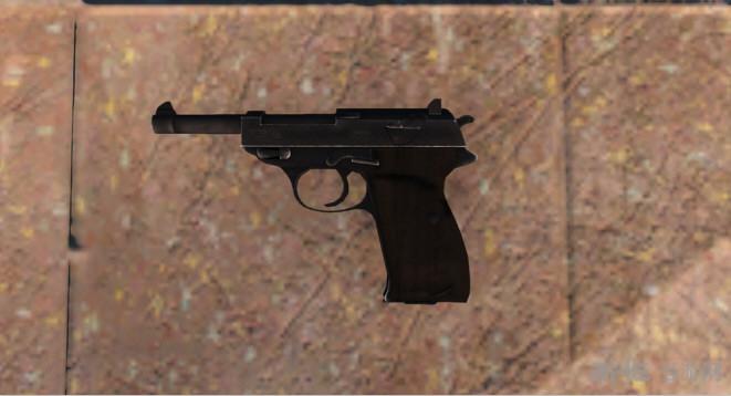 辐射4沃尔特P38手枪MOD截图0