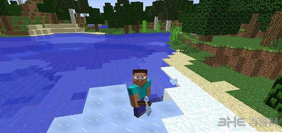 我的世界1.7.10冰碎片MOD截图3