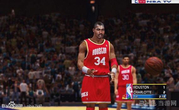 NBA2K141999至2002NBC美化套装截图2