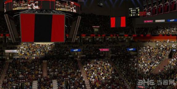 NBA2K14仿2K15效果次时代光影流汗画面身形Global截图1