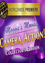 玛姬的电影:镜头,Action!(Maggie's Movies:Camera, Action Collector's)典藏版