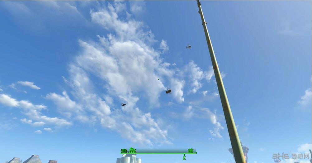 辐射4战术无人机MOD截图0
