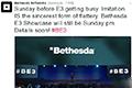 Bethesda确认将有E32017展前发布会 是雷神还是老滚?