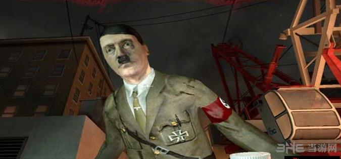 求生之路2希特勒Huner人物MOD截图2