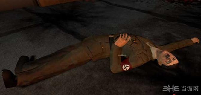 求生之路2希特勒Huner人物MOD截图0