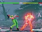 《街头霸王5》Kolin介绍视频 战斗种族妹子武术由来
