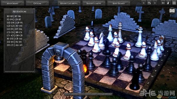 3D国际象棋截图1
