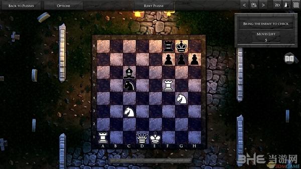 3D国际象棋截图3