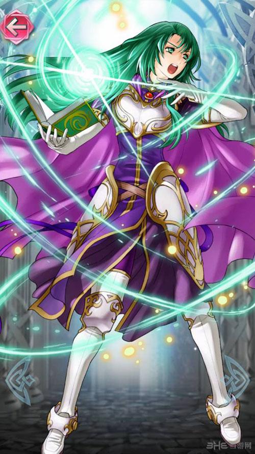 火焰纹章英雄游戏截图1