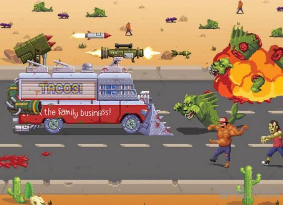 Gunman Taco Truck截图1