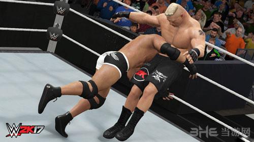 美国职业摔角联盟2K17截图
