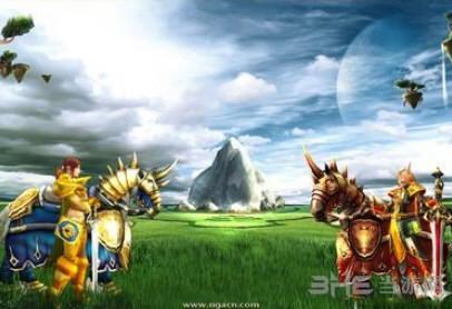 神圣骑天赋截图1