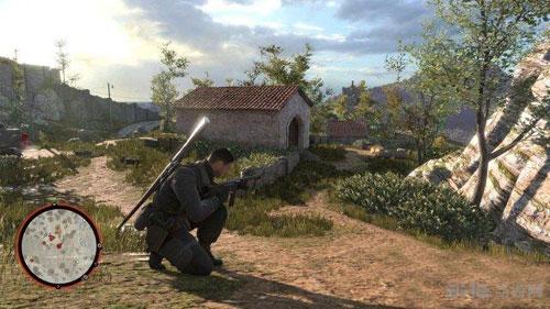 狙击精英4截图1