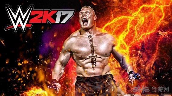 WWE2K17截图1