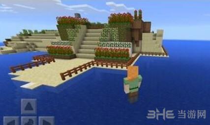 我的世界水底造房子技巧分享 怎么在水中造房子