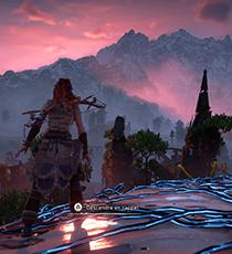 地平线零之黎明截图欣赏 异世界美景高清画质张张壁纸