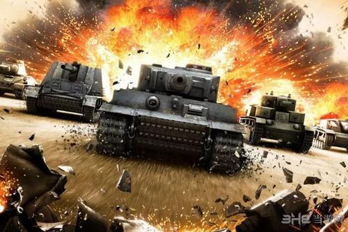坦克世界图片