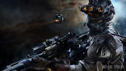 狙击手幽灵战士3画面截图1