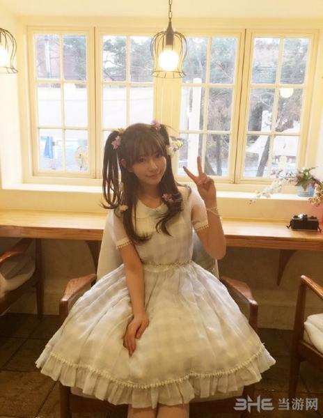 韩国第一美少女yurisa新写真 让人惊叹的可爱萝莉女神