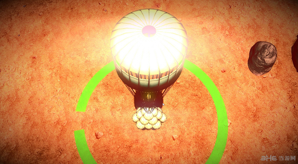 火星模拟器:红色星球截图0