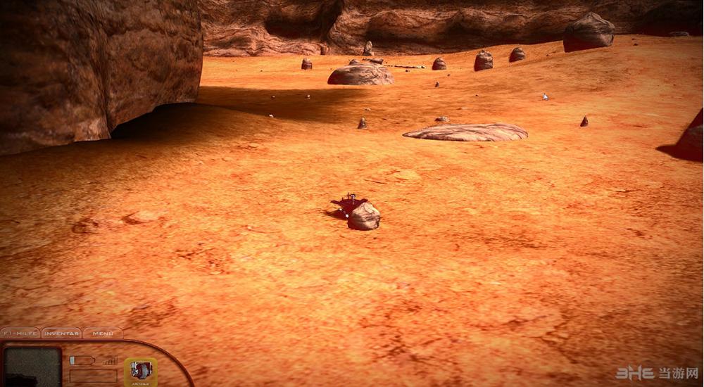 火星模拟器:红色星球截图3