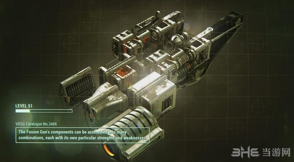 辐射4核子枪MOD截图0