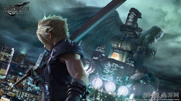 最终幻想7重制版图片1