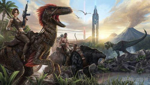 方舟生存进化图片2