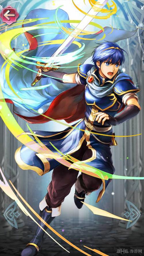 火焰之纹章英雄游戏截图1