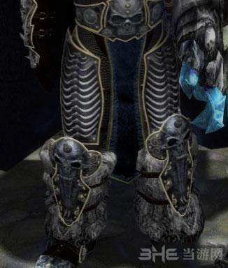 上古卷轴5:天际重制版巫妖王的铠甲符文剑MOD截图1