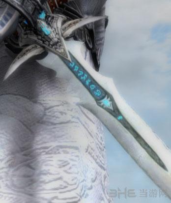 上古卷轴5:天际重制版巫妖王的铠甲符文剑MOD截图3