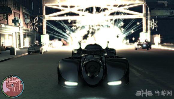 侠盗猎车手4蝙蝠侠主题整合MOD截图1