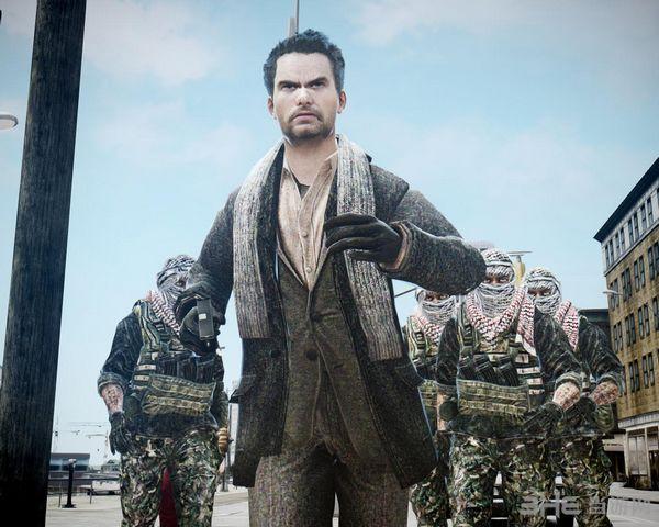 侠盗猎车手4使命召唤:现代战争3大反派马卡洛夫角色MOD截图4