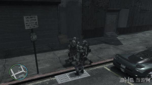 侠盗猎车手4僵尸主题MOD截图0