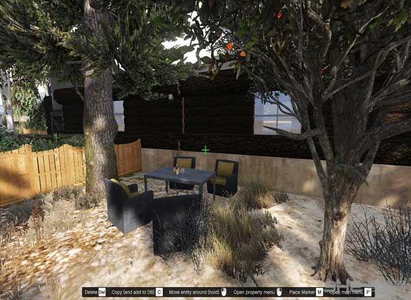 侠盗猎车手5沙滩木屋MOD截图2