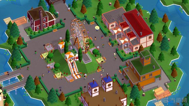 游乐园建造师截图0