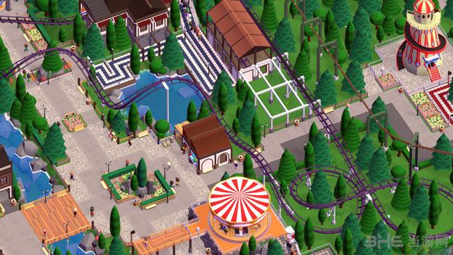 游乐园建造师截图1