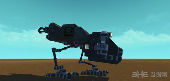 废品机械师恐龙机器人和直升机存档截图0