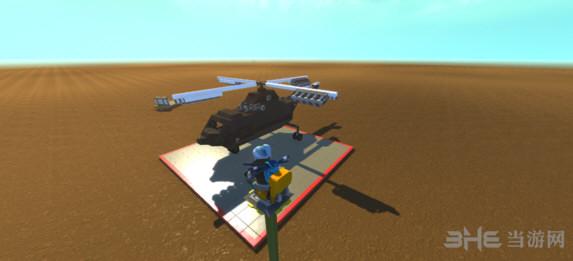 废品机械师恐龙机器人和直升机存档截图2