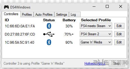 黑手党3修复PS4手柄图标不显示兼容插件截图0